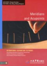 Meridians And Acupoints Cheng Xinnong 9781848190375 border=
