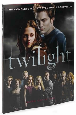 twilight the complete illustrated companion
