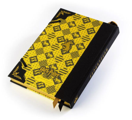 Image for HP - Hufflepuff Journal (lined notebook) from emkaSi