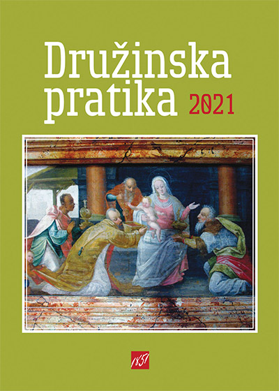 Image for Družinska pratika 2021 from emkaSi