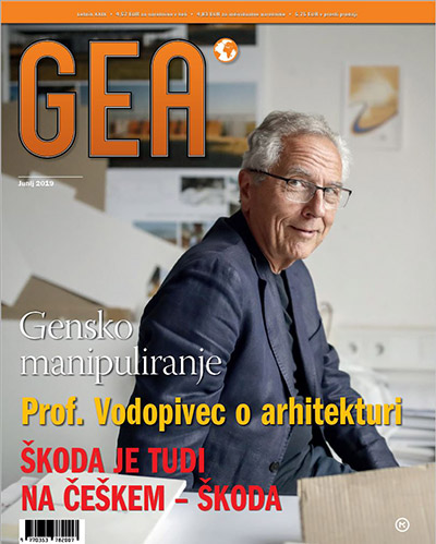 Image for Revija GEA, junij 2019 from emkaSi