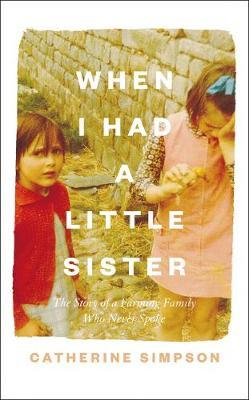 Image for When I Had a Little Sister - The Story of a Farming Family Who Never Spoke from emkaSi