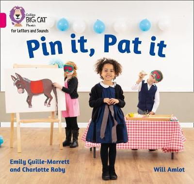 Image for Pin it, Pat it: Band 1a/Pink a from emkaSi