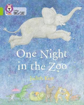 Image for One Night in the Zoo - Band 11/Lime from emkaSi