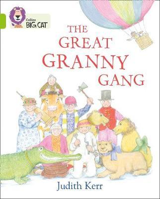 Image for The Great Granny Gang - Band 11/Lime from emkaSi