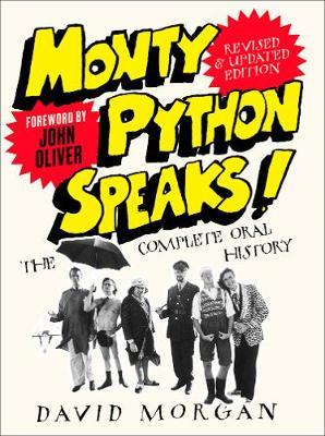 Image for Monty Python Speaks! Revised and Updated Edition - The Complete Oral History from emkaSi