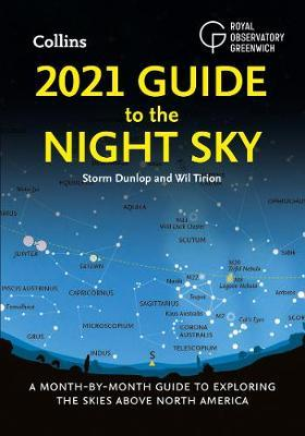 Image for 2021 Guide to the Night Sky - A Month-by-Month Guide to Exploring the Skies Above North America from emkaSi