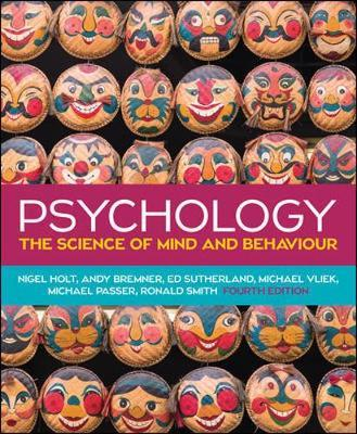 Image for Psychology: The Science of Mind and Behaviour, 4e from emkaSi