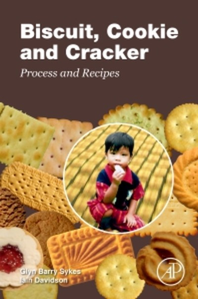 Image for BISCUIT,COOKIE AND CRACKER PROCESS AND RECIPES from emkaSi