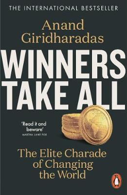 Image for Winners Take All - The Elite Charade of Changing the World from emkaSi