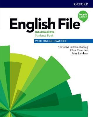 Image for English File: Intermediate: Student's Book with Online Practice from emkaSi