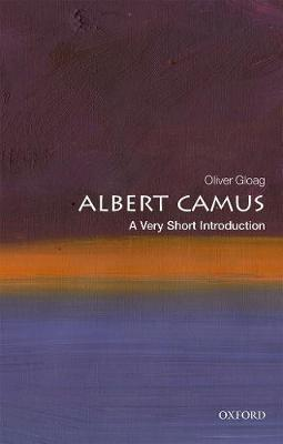 Image for Albert Camus: A Very Short Introduction from emkaSi