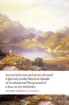 Image for A Journey to the Western Islands of Scotland and the Journal of a Tour to the Hebrides from emkaSi