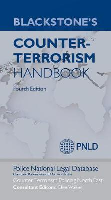Image for Blackstone's Counter-Terrorism Handbook from emkaSi