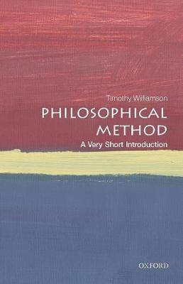 Image for Philosophical Method: A Very Short Introduction from emkaSi