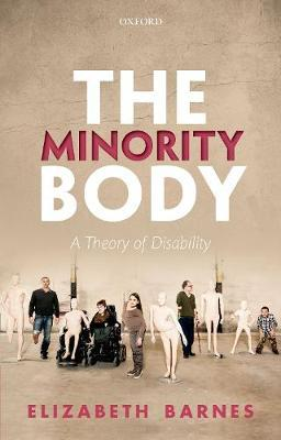 Image for The Minority Body - A Theory of Disability from emkaSi