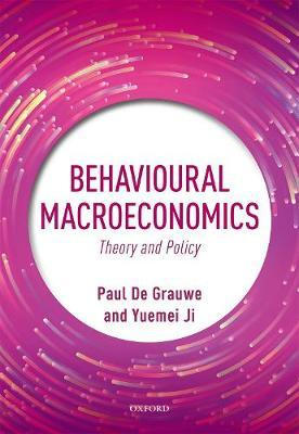 Image for Behavioural Macroeconomics - Theory and Policy from emkaSi