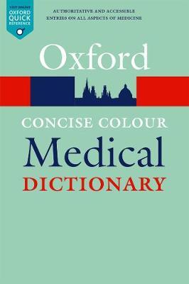 Image for Concise Colour Medical Dictionary from emkaSi