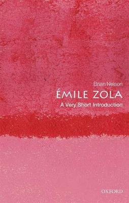 Image for Emile Zola: A Very Short Introduction from emkaSi