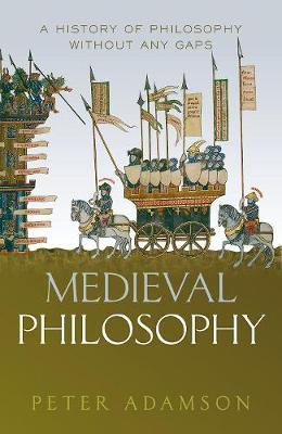 Image for Medieval Philosophy - A history of philosophy without any gaps, Volume 4 from emkaSi