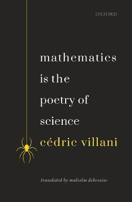 Image for Mathematics is the Poetry of Science from emkaSi