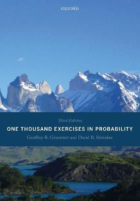Image for One Thousand Exercises in Probability - Third Edition from emkaSi