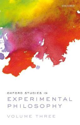 Image for Oxford Studies in Experimental Philosophy Volume 3 from emkaSi