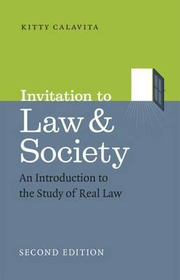 Image for Invitation to Law and Society, Second Edition: An Introduction to the Study of Real Law from emkaSi
