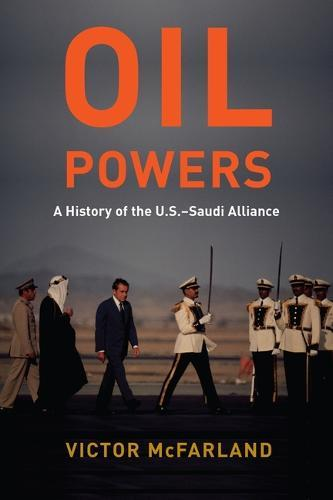 Image for Oil Powers - A History of the U.S.-Saudi Alliance from emkaSi