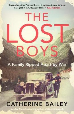 Image for The Lost Boys - A Family Ripped Apart by War from emkaSi