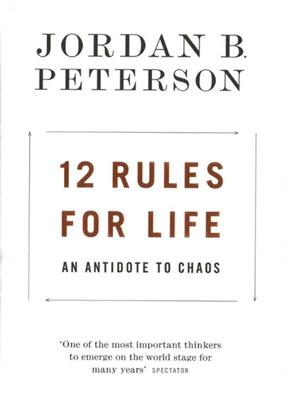 Image for 12 Rules for Life: An Antidote to Chaos from emkaSi