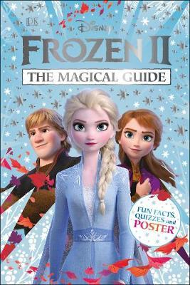 Image for Disney Frozen 2 The Magical Guide - Includes Poster from emkaSi
