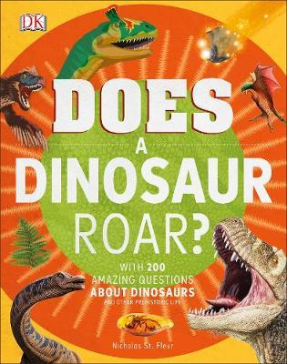 Image for Does a Dinosaur Roar? from emkaSi