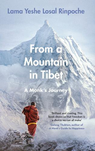 Image for From a Mountain In Tibet - A Monk's Journey from emkaSi