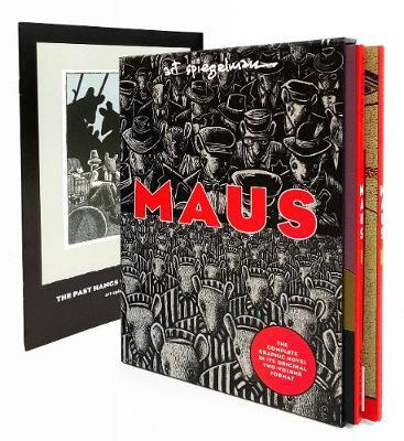 Image for Maus I & II Paperback Box Set from emkaSi