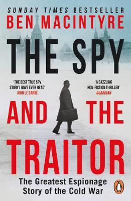 Image for The Spy and the Traitor - The Greatest Espionage Story of the Cold War from emkaSi