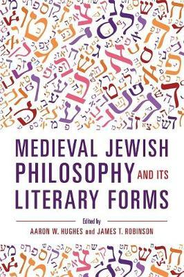 Image for Medieval Jewish Philosophy and Its Literary Forms from emkaSi