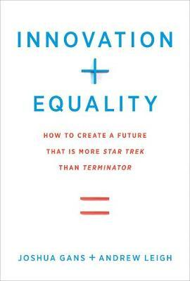 Image for Innovation + Equality - How to Create a Future That Is More Star Trek Than Terminator from emkaSi