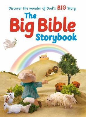 Image for The Big Bible Storybook: Refreshed and Updated Edition Containing 188 Best-Loved Bible Stories To Enjoy Together from emkaSi