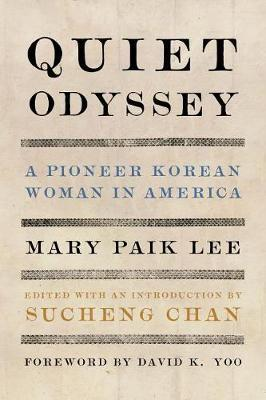 Image for Quiet Odyssey - A Pioneer Korean Woman in America from emkaSi