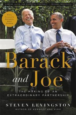 Image for Barack and Joe - The Making of an Extraordinary Partnership from emkaSi