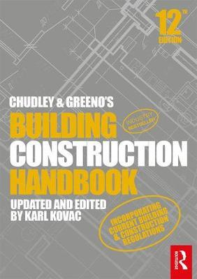 Image for Chudley and Greeno's Building Construction Handbook from emkaSi