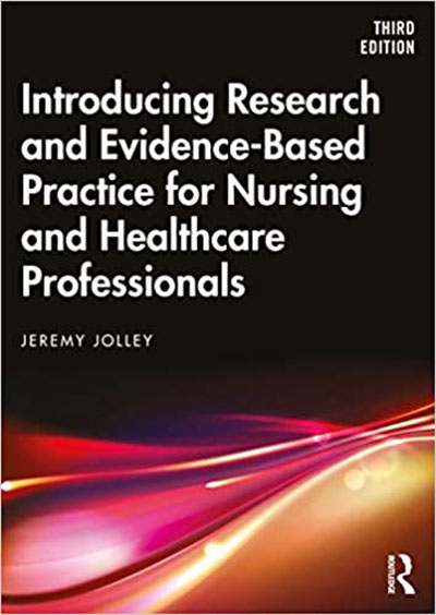 Image for Introducing Research and Evidence-Based Practice for Nursing and Healthcare Professionals from emkaSi