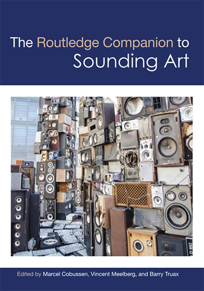Image for The Routledge Companion to Sounding Art from emkaSi