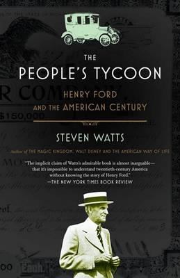 Image for The People's Tycoon: Henry Ford and the American Century from emkaSi