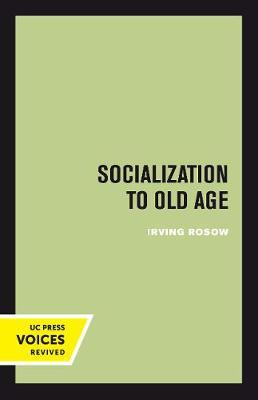 Image for Socialization to Old Age from emkaSi