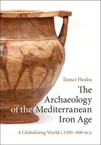 Image for The Archaeology of the Mediterranean Iron Age - A Globalising World c.1100-600 BCE from emkaSi