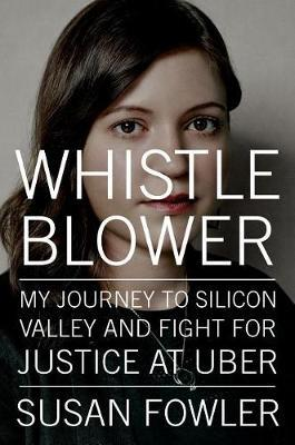 Image for Whistleblower - My Journey to Silicon Valley and Fight for Justice at Uber from emkaSi