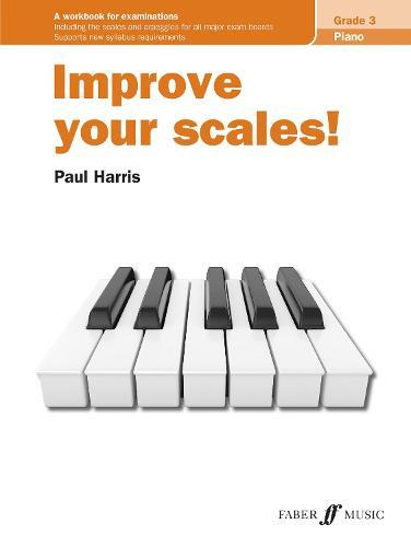 Image for Improve your scales! Piano Grade 3 from emkaSi