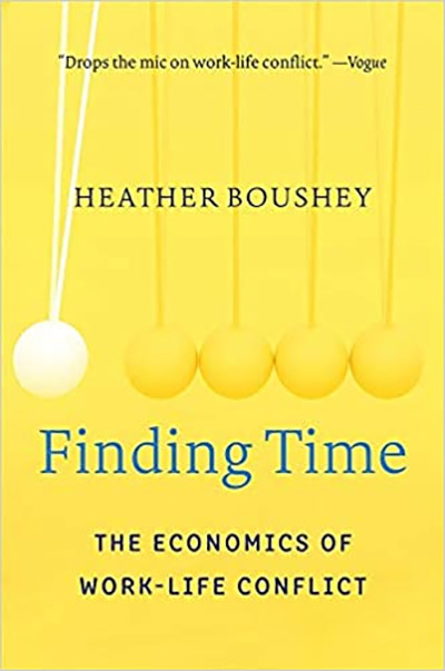 Image for Finding Time - The Economics of Work-Life Conflict from emkaSi
